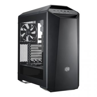 "Корпус Для ПК Cooler Master - MasterCase 5, Full Tower, без БП, (mITX/mATX/ATX), 2х2.5""int, 2х5.25"", 2xUSB2.0, 2xUSB3.0, цветСерый, MCZ-005M-KWN00"