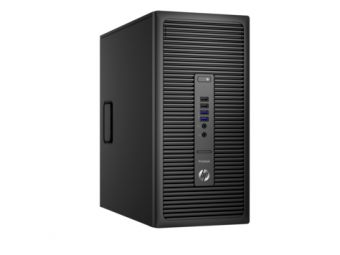 Настольный компьютер HP ProDesk 600 G2 Intel Core i5 6500 1x4GB 500GB Intel HD Graphics 530 Windows 10 Pro 64 downgrade Windows 7 Professional 64 P1G51EA - фото 1