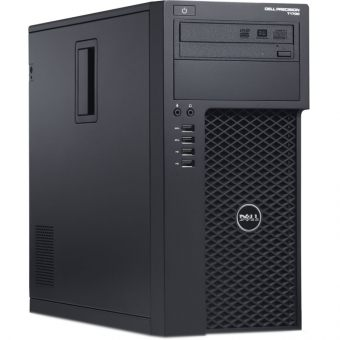 Рабочая станция Dell Precision T1700 Intel Xeon E3 1226v3 2x4GB 1TB Intel HD Graphics P4600 Windows 7 Professional 64 1700-8161