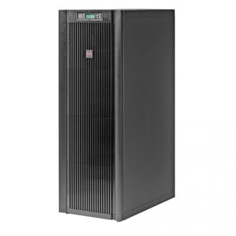 ИБП APC by Schneider Electric - Smart-UPS VT, 20000VA/16000W, On-Line, in (400V 3PH IEC-309 3P+N+E), out (terminal block), Hot Swap User Replaceable Batteries , LCD , Tower, SUVTP20KH3B4S - фото 1