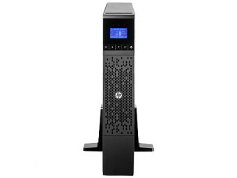 ИБП HP Enterprise - R/T3000 G4, 3000VA/2700W, Line-Interactive, in (230V 1xIEC-320 C20), out (8xIEC-C320 C13), LCD , Rack/Tower, 2U, цвет Чёрный, J2R04A