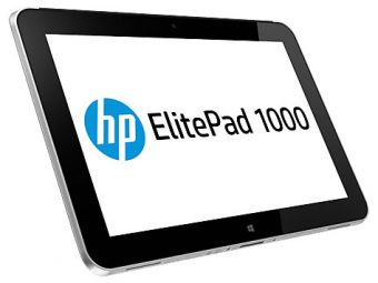 "Планшет HP ElitePad 1000 G2 10.1"" 1920x1200 (WUXGA) Intel Atom Z3795 4 ГБ SSD 64GB Intel HD Graphics TouchScreen Windows 10 Pro 64, H9X56EA - фото 1"