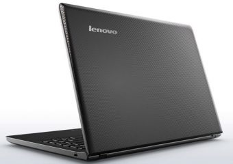 "Ноутбук Lenovo  IdeaPad 100-14IBY 14"" 1366x768 (WXGA) Intel Celeron N2840 4 ГБ HDD 500GB Intel HD Graphics FreeDOS, 80MH001BRK - фото 1"