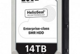Фото WD представляет 14TB Enterprise HDD