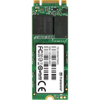 Диск SSD Transcend - MTS600, for Mobile, M.2 2260, 512GB, SATA III (6Gb/s), speed write-460MB/s read-570MB/s, TS512GMTS600