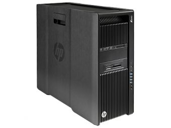 Рабочая станция HP - Z840, Intel Xeon E5 2680v4 2400MHz, DIMM DDR4 32GB, 512GB, , DVD-RW, Card-reader, Чёрный, Windows 10 Pro 64, Y3Y45EA - фото 1