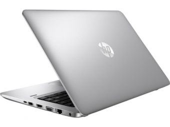 "Ноутбук HP ProBook 440 G4 - 14"", 1366x768 (WXGA), Intel Core i3 7100U 2400MHz, SODIMM DDR4 4GB, HDD 500GB, Intel HD Graphics 620, Bluetooth, Wi-Fi, noDVD, 3cell, Серебристый, Windows 10 Pro 64, Y7Z64EA - фото 1"