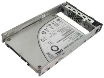 "Диск SSD Dell Read Intensive 2.5"" 160GB SATA II (3Gb/s) 400-ABQE - фото 1"