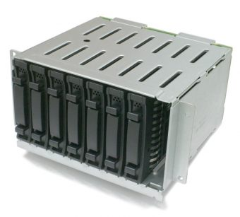 Дисковая корзина HPE 5U 8SFF Hard Drive Cage Kit for ML350 Gen9 (req. separate SA controller or Expander 769635-B21)