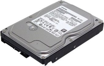 Диск HDD  Toshiba - DT01ACA, for Desktop, SATA III (6Gb/s), 2TB, 7K, 64MB, DT01ACA200