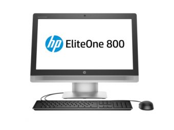 "Моноблок HP EliteOne 800 G2 23"" Intel Core i5 6500 1x8GB 256GB Intel HD Graphics 530 Windows 10 Pro 64 downgrade Windows 7 Professional 64 P1G97EA - фото 1"