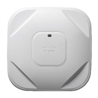 Точка доступа Cisco Aironet 1600 2.4 ГГц/5 ГГц 300Мб/с AIR-CAP1602I-R-K9