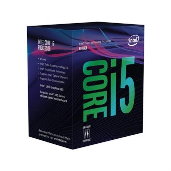 mobile-item-slider-Фото Процессор Intel Core i5-8500 3000МГц LGA 1151v2, Box, BX80684I58500 - фото 1