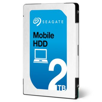 "Диск HDD  Seagate - Mobile HDD, for Mobile, SATA III (6Gb/s), 2.5"", 1TB, 5K, 128MB, 7мм, ST1000LM035"