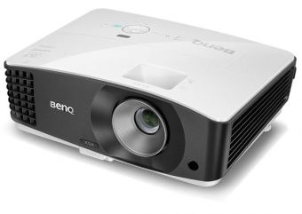 Проектор Benq - TH670, 1920x1080 (Full HD), 16:9, DLP, 3000lm, 10000:1, диагональ от 2м до 8м, 1x HDMI, 2x VGA in, 1x 2RCA audio in, 1x miniJack audio out, 1x miniJack audio in, 1x USB, 1x miniUSB, RS-232, speakers, Серый, 9H.JEL77.34E - фото 1