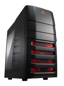 Корпус Cooler Master Enforcer Miditower Без БП Чёрный (ATX/mATX/mITX) SGC-1000-KWN1 - фото 1