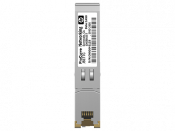 Трансивер HP Enterprise - X121, SFP, 1000Base-T, RJ-45, Витая пара, J8177C