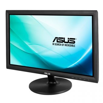 "Монитор Asus VT207N 19.5"" LED TN 200кд/м² 1600x900 (HD+) TouchScreen Чёрный VT207N - фото 1"