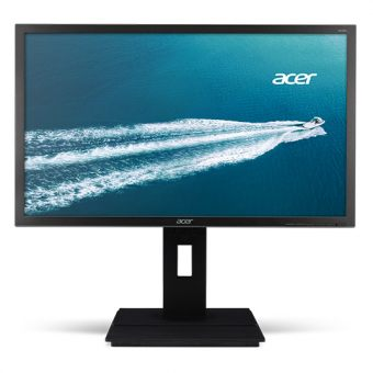"Монитор Acer - B226HQLAymidr, 21.5"", 16:9, LED, VA, 8ms, 250cd/m², 1920x1080 (Full HD), HAS, Pivot, Speakers, Серый, UM.WB6EE.A08"