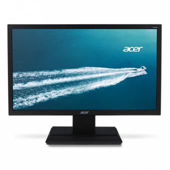 "Монитор Acer - V276HLCbmdpx, 27"", 16:9, LED, VA, 6ms, 300cd/m², 1920x1080 (Full HD), 75Hz, VGA, 1x DVI, speakers, цвет Чёрный, UM.HV6EE.C02"