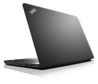 "Ноутбук Lenovo ThinkPad EDGE E550 - 15.6"", 1366x768 (WXGA), Intel Core i3 4005U 1700MHz, SODIMM DDR3L 4GB, HDD 500GB, Intel HD Graphics 4400, Bluetooth, Wi-Fi, DVD-RW, Чёрный, Windows 8.1 Single Language 64, 20DF005YRT - фото 1"
