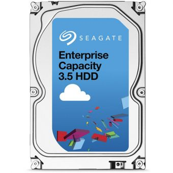 Диск HDD  Seagate - Enterprise Capacity 3.5, for Enterprise, SATA III (6Gb/s), 6TB, 7K, 256MB, ST6000NM0115