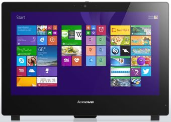 "Моноблок Lenovo S50-30 23"" Intel Core i5 5200U 1x4GB 500GB nVidia GeForce GT 820A FreeDOS F0BA003YRK - фото 1"