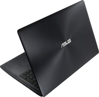 "Ноутбук Asus X553SA-XX021T - 15.6"", 1366x768 (WXGA), Intel Celeron N3050 1600MHz, SODIMM DDR3L 4GB, HDD 500GB, Intel HD Graphics, Bluetooth, Wi-Fi, DVD-RW, 2cell, Чёрный, Windows 10 Home 64, 90NB0AC1-M03390"