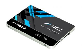 "Диск SSD Toshiba - OCZ Vector 180, for Desktop, 2.5"", 120GB, SATA III (6Gb/s), speed write-440MB/s read-550MB/s, MLC, VTR180-25SAT3-120G - фото 1"
