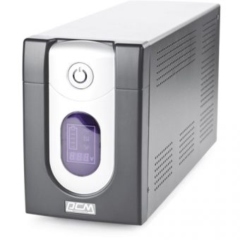 ИБП Powercom IMPERIAL 1500VA/900W 230V Line-Interactive Hot Swap User Replaceable Batteries LCD Tower  IMD-1500AP - фото 1