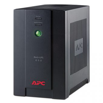 ИБП APC by Schneider Electric Back-UPS 800VA/480W 230V Line-Interactive  Tower  BX800CI-RS - фото 1