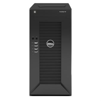 "Сервер Dell PowerEdge T20 ( 1xIntel Xeon E3 1225v3 3.5"" ), 210-ACCE-24 - фото 1"