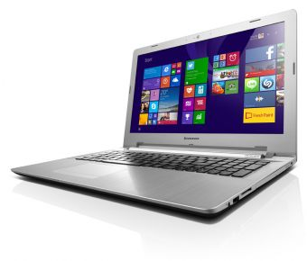 "Ноутбук Lenovo Z51-70 - 15.6"", 1920x1080 (Full HD), Intel Core i7 5500U 2400MHz, SODIMM DDR3L 16GB, HDD 1TB, AMD Radeon R9 M375 DDR3 4GB, Bluetooth, Wi-Fi, DVD-RW, 2 800mAh, Белый, Windows 10 Home 64, 80K6017DRK - фото 1"