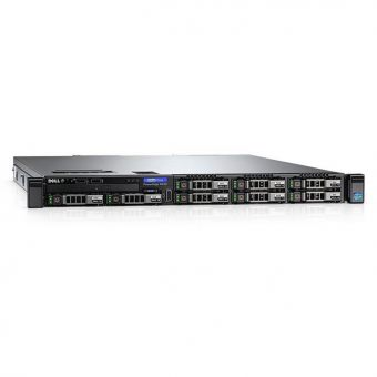 "Сервер Dell PowerEdge R430 ( 2xIntel Xeon E5 2660v4 2x16ГБ  2.5"" 1x1.2TB ), 210-ADLO/110 - фото 1"