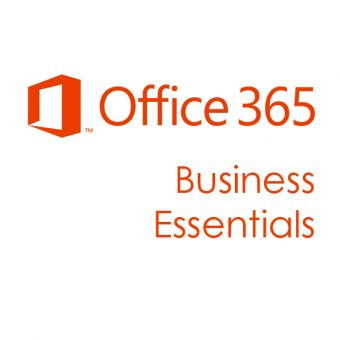 Подписка, Microsoft, Office 365 Business Essentials, Single OLP, 12 мес., 9F5-00003