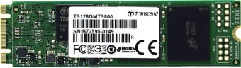 Диск SSD Transcend - MTS800, for Mobile, M.2 2280, 128GB, SATA III (6Gb/s), speed write-160MB/s read-560MB/s, MLC, TS128GMTS800