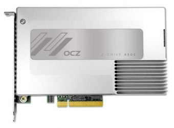 Диск SSD OCZ - Z-Drive 4500, for Enterprise, PCI-E, 3.2TB, PCI-E 2.0x8, speed write-2200MB/s read-2900MB/s, MLC, ZD4RPFC8MT320-3200