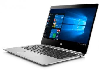 "Ноутбук HP EliteBook Folio G1 12.5"" 3840x2160 (Ultra HD) Intel Core M7 6Y75 8 ГБ SSD 512GB Intel HD Graphics 515 TouchScreen Windows 10 Pro 64, X2F49EA - фото 1"