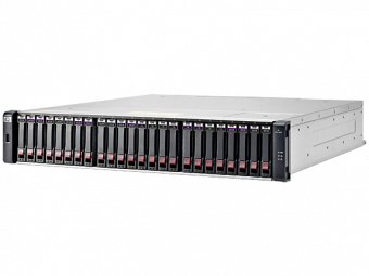 "Система хранения HP Enterprise MSA 2040 24x2.5"" SAS 12 2U M0T02A"