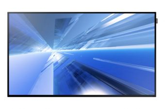 "Монитор Samsung DM55E 55"" 1920x1080 (Full HD) Чёрный, LH55DMEPLGC/RU - фото 1"