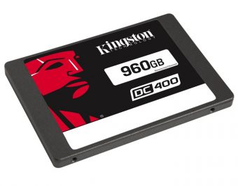 "Диск SSD Kingston SSDNow DC400 2.5"" 960GB SATA III (6Gb/s) SEDC400S37/960G"