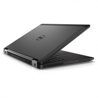 "Ультрабук Dell Latitude E7470 - 14"", 2560x1440 (WQHD), Intel Core i7 6600U 2600MHz, SODIMM DDR4 8GB, SSD 512GB, Intel HD Graphics 520, Bluetooth, Wi-Fi, LTE, TouchScreen, noDVD, 4cell, Чёрный, Windows 7 Professional 64 + Windows 10 Pro 64, 7470-9785 - фото 1"