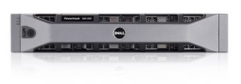 "Дисковая полка Dell PowerVault MD1200 12x3.5"" SAS 6.0 2U 210-30719-48 - фото 1"
