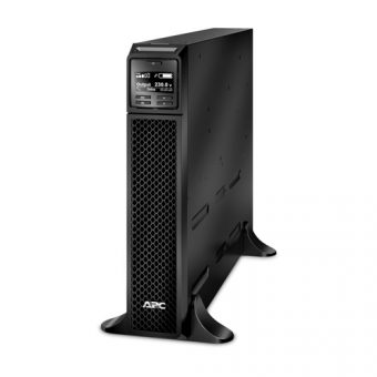 Фото ИБП APC by Schneider Electric Smart-UPS SRT 3000VA, Rack/Tower 2U, SRT3000XLI - фото 1