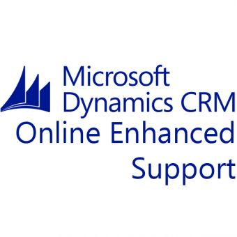 Подписка, Microsoft, Dynamics CRM Online Enhanced Support, Single OLP, 12 мес., NL2-00012