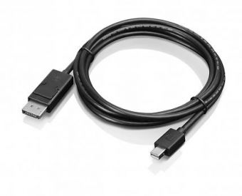 Видеокабель Lenovo miniDisplayPort (Male) -> DisplayPort (Male) 1.8м, 0B47091