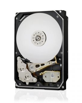 "Диск HDD Hitachi SATA III (6Gb/s) 3.5"" Ultrastar He8 7K 128MB 6TB 0F23669"