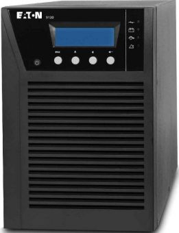 ИБП Eaton - 9130, 1500VA/1350W, On-Line, in (230V 1xIEC-320 C14), out (6xIEC-C320 C13), Hot Swap User Replaceable Batteries , LCD , Tower, 103006435-6591 - фото 1