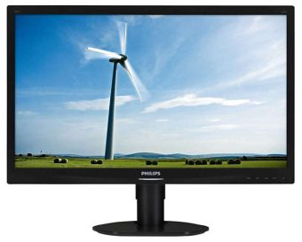 "item-slider-more-photo-Фото Монитор Philips 241S4LCB 24"" LED TN Чёрный, 241S4LCB/00 - фото 1"