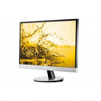 "Монитор AOC - I2769V, 27"", 16:9, LED, IPS, 5ms, 250cd/m², 1000:1, 1920x1080 (Full HD), 76Hz, VGA, 1x DVI, цвет Серебристый, I2769V - фото 1"
